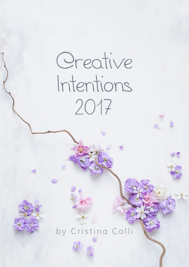 Creative Intentions 2017