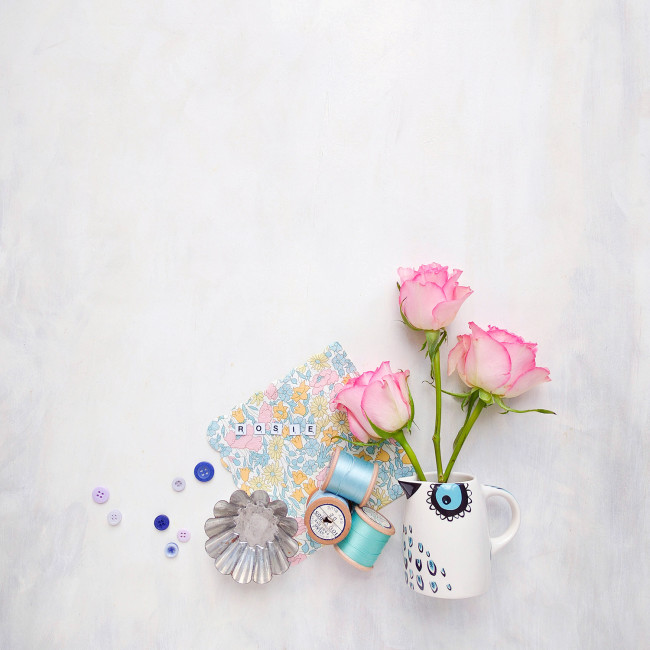 Flat Lay by Rosie - Kinship of Oxford