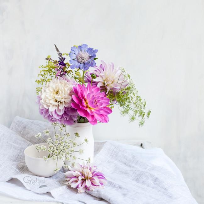 floral still life © Cristina Colli