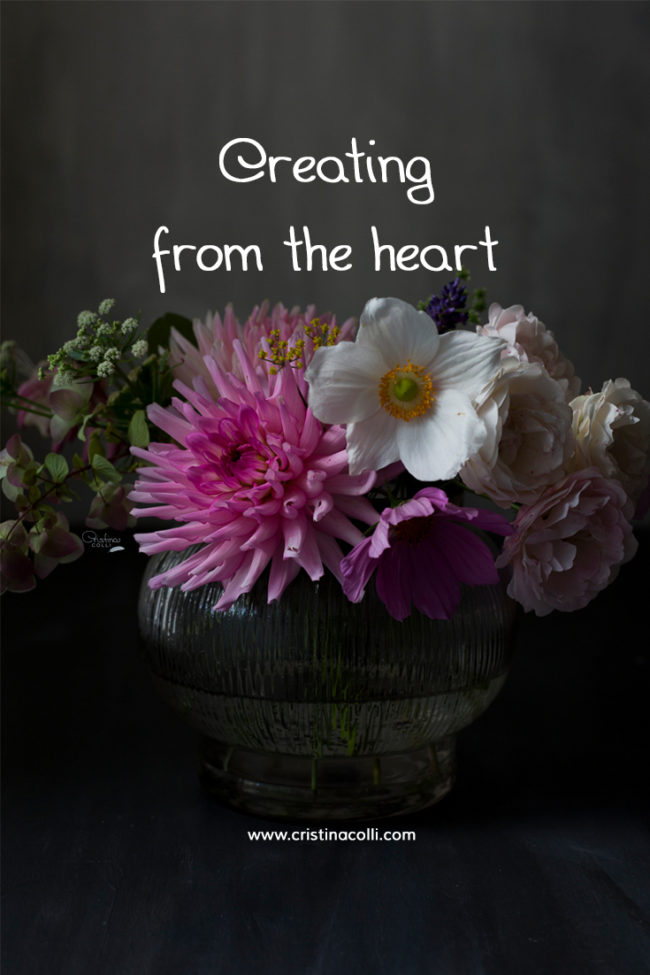 creating from the heart